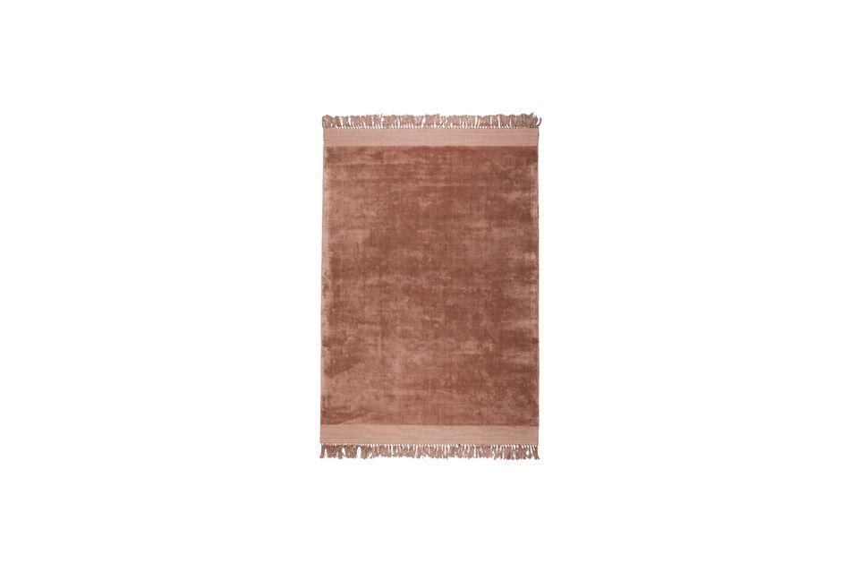 Alfombra Blink 170X240 Pink Zuiver