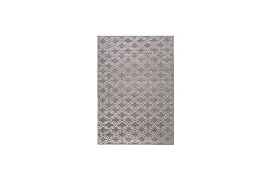 Alfombra Feike 160X230 Gris Clipped
