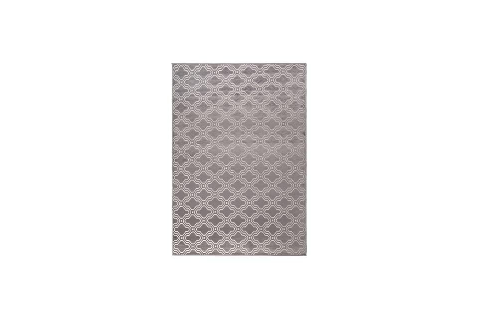 Alfombra Feike 160X230 Gris White Label