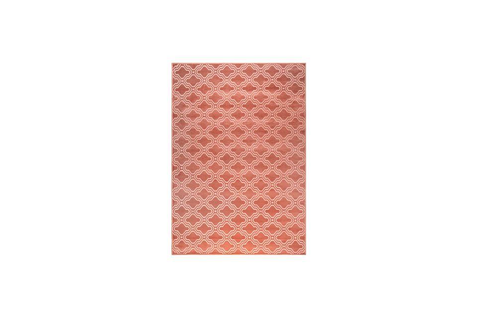 Alfombra Feike 160X230 Rosa White Label