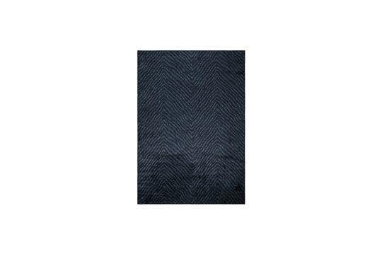 Alfombra Freek 170X240 Azul Clipped