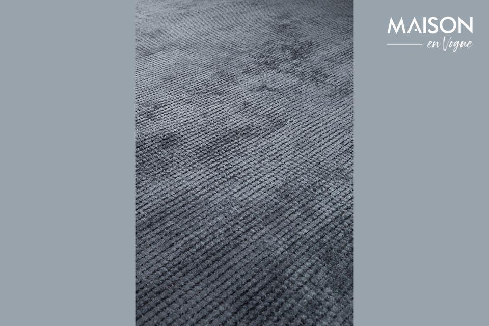 La alfombra Frish de White label Design es sobria y elegante