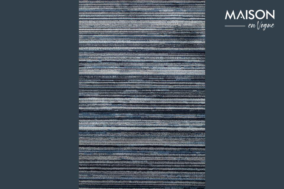 Alfombra Keklapis 170X240 Azul - 6