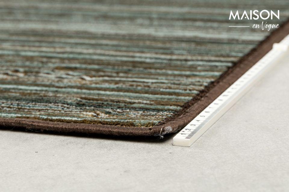 Atrevida e inusual, la alfombra de Keklapis debe su nombre a sus inspiraciones culturales