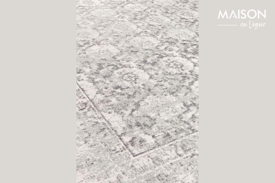 Alfombra Malva 200X300 Gris claro - 6