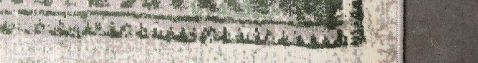 Descriptivo Materiales  Alfombra Marvel 170X240 Moss