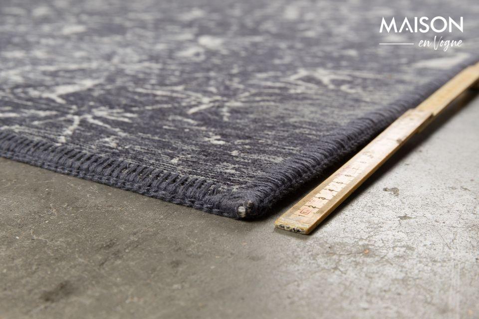Su tejido muy suave está hecho de 80% de algodón y 20% de lana