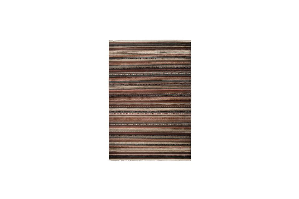 Alfombra Nepal 160X235 Oscuro Zuiver