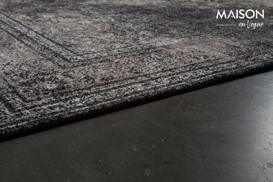 Apreciarán su suavidad y su color lijado, que la convierten en una alfombra especialmente cómoda