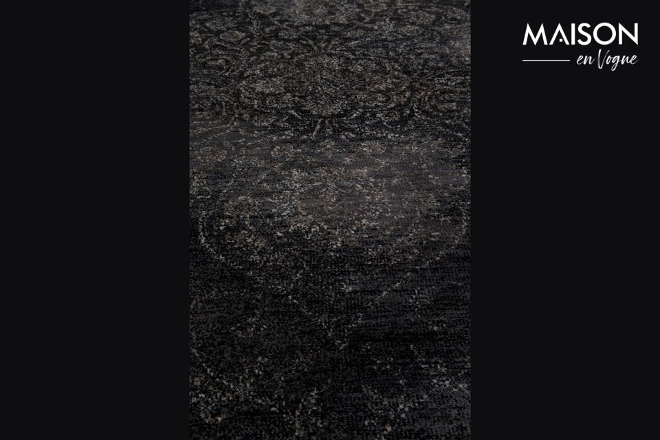 Alfombra Rugged oscuro - 8