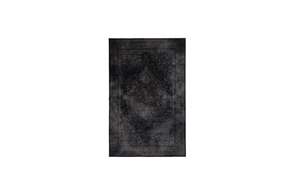 Alfombra Rugged oscuro - 14