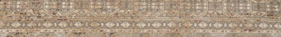 Descriptivo Materiales  Alfombra Shisha Bois