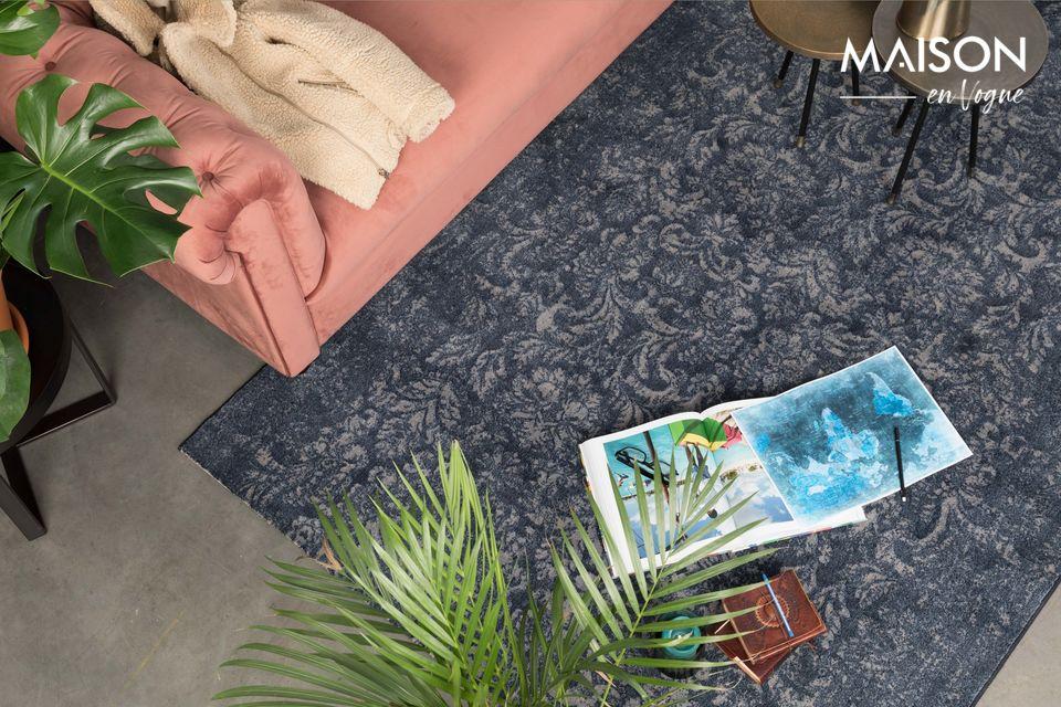 Una alfombra de calidad que combina la comodidad de uso y el adorno de su habitación