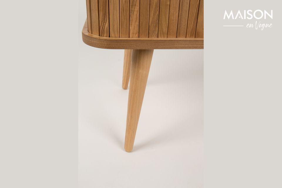 Aparador de madera Barbier - 8