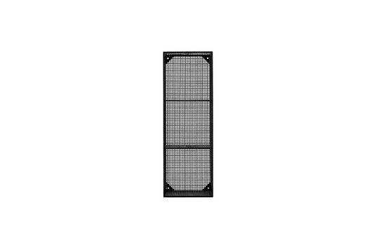Armario de metal con tres estantes Wire Clipped
