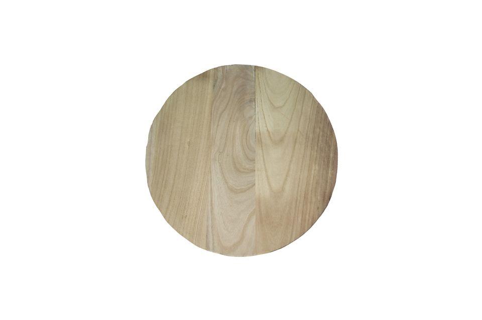 Asiento de madera Pure Pomax