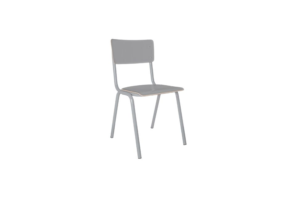 Back To School Silla gris Zuiver
