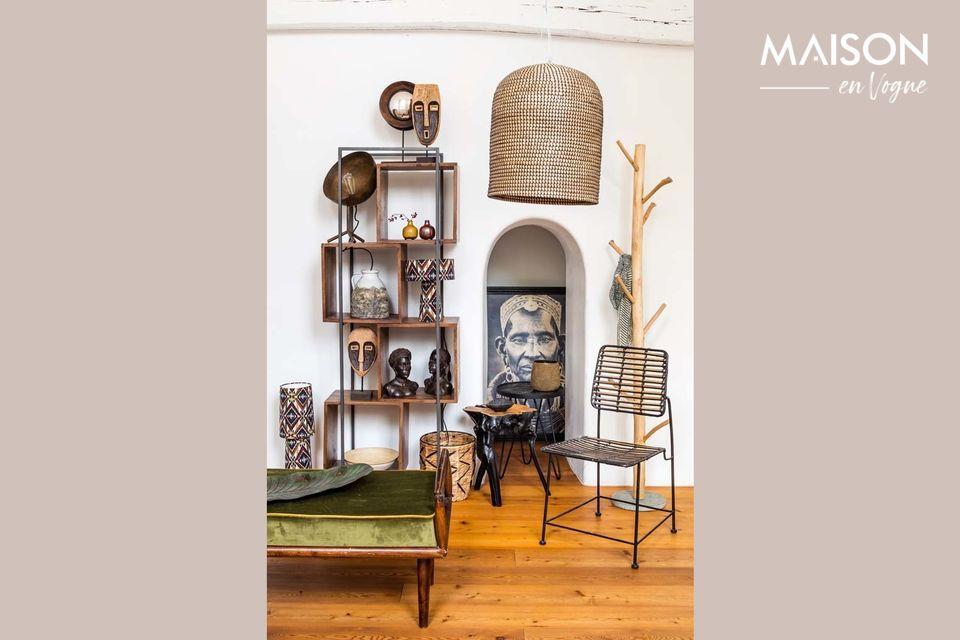 Un mueble retro y distinguido