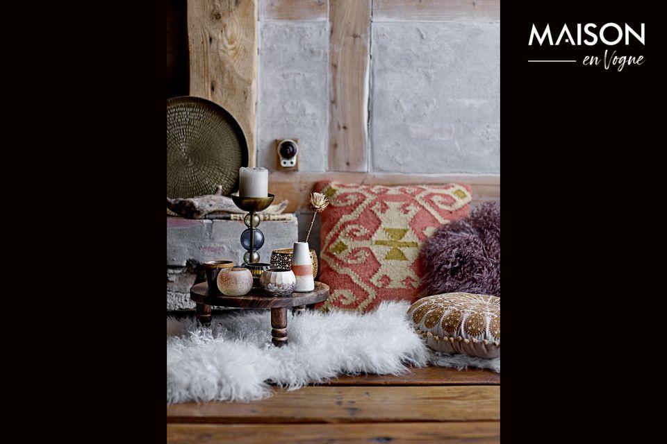 Acentúa la elegancia de tu decoración y tus accesorios culinarios con la bandeja Chelun