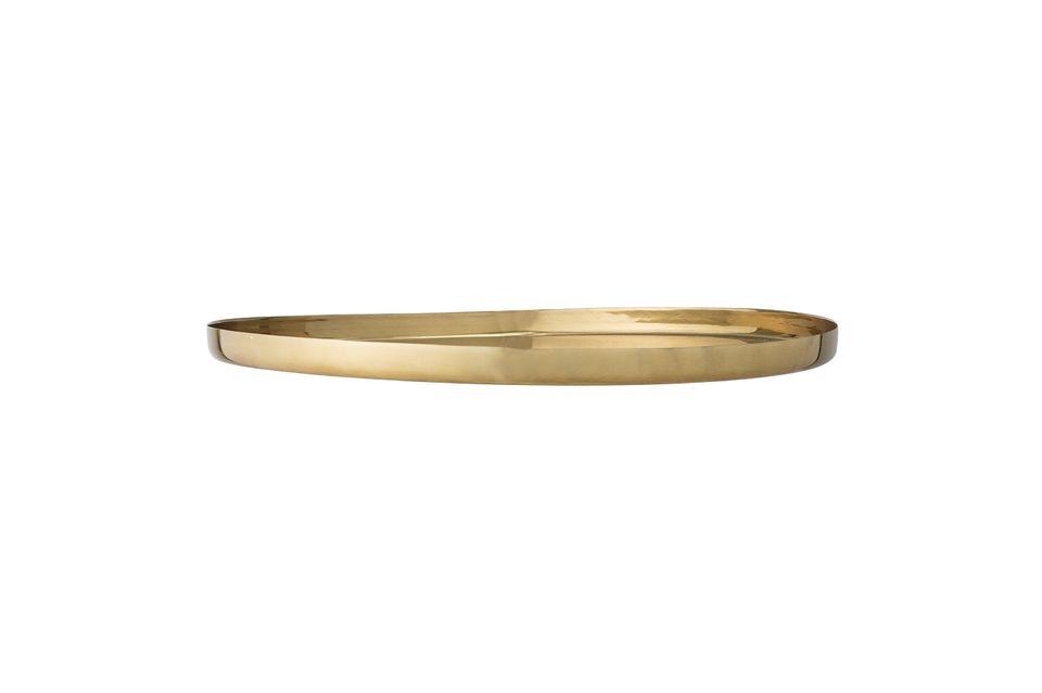 Esta gran bandeja de cincuenta centímetros de diámetro puede ser utilizada para muchos