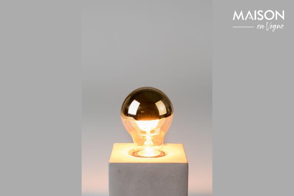 Bombilla de oro Classique Miroir White Label