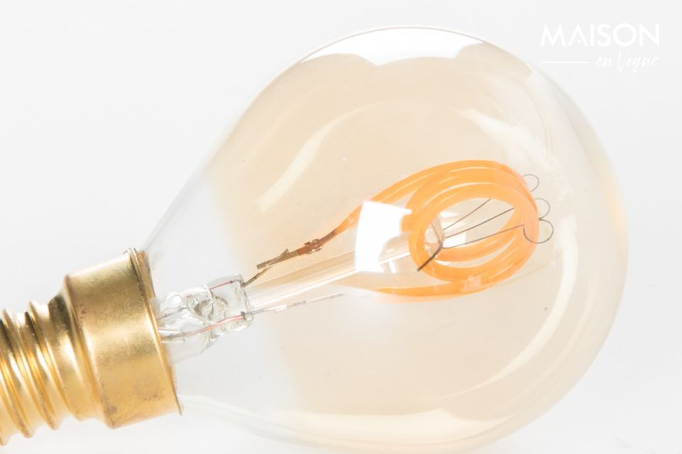 Bombilla E14 Gold White Label