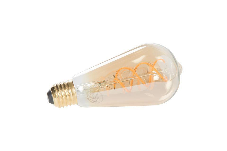 Ideal para sublimar el interior con una luz suave y cálida