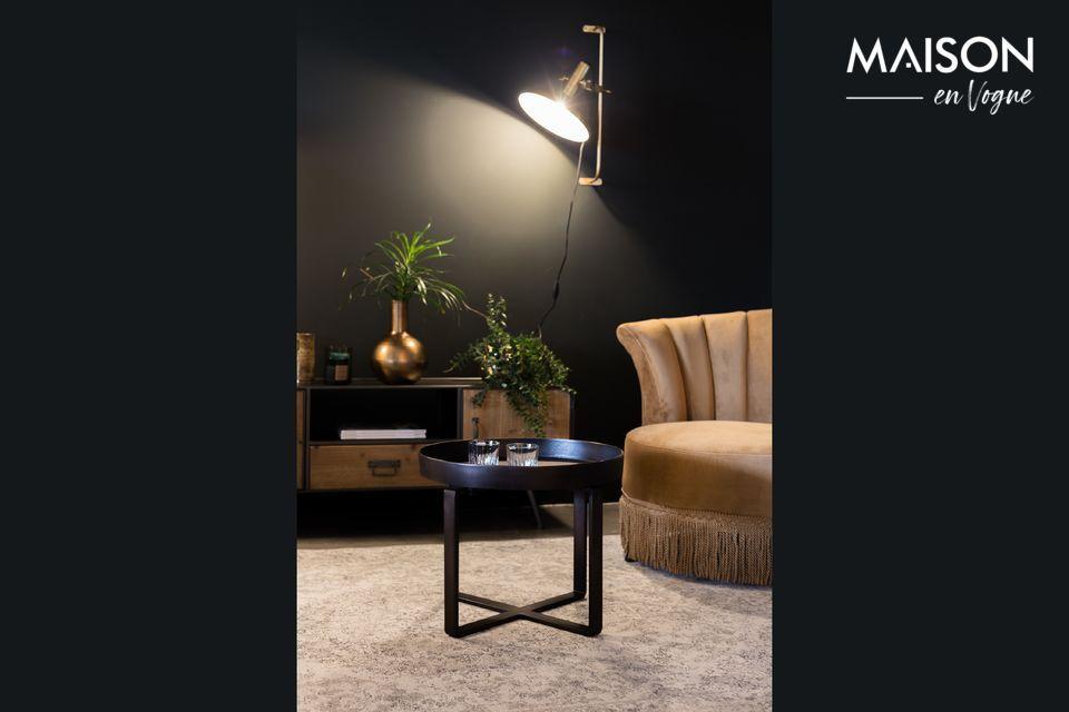 Un elegante aparador para un interior con estilo