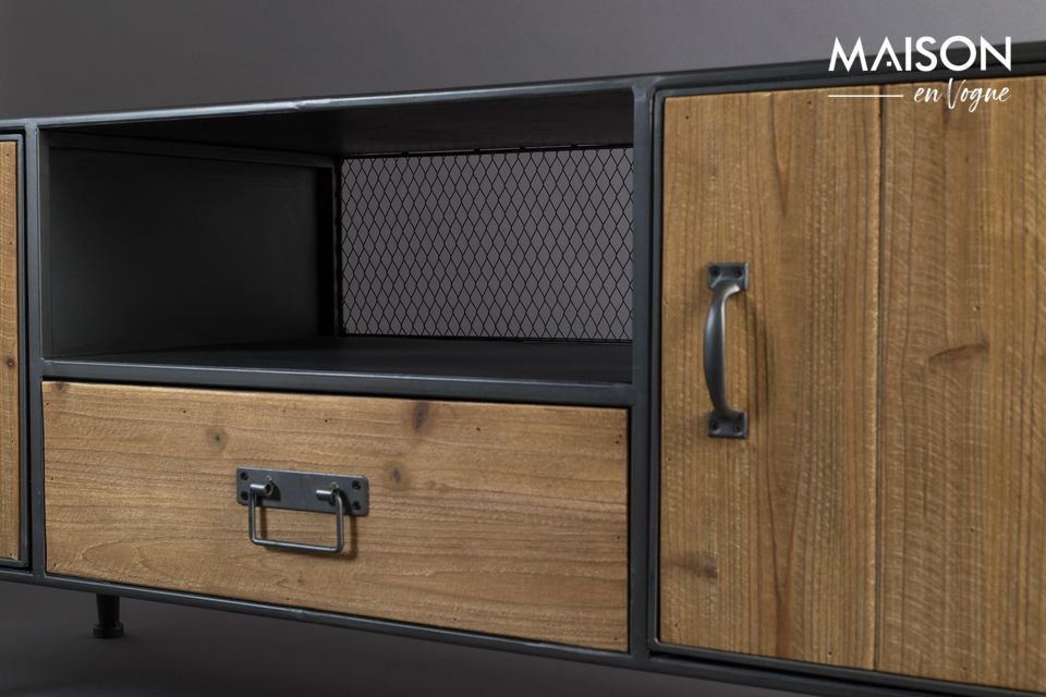 Su elegante diseño le permite combinar con todo tipo de interiores