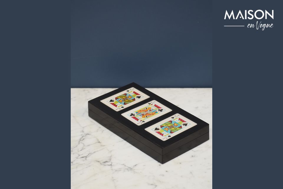 Caja colorida de 3 barajas de cartas Rezza Chehoma
