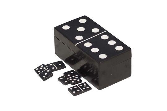 Caja de dominó negra Payns