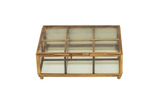 Cajas de joyas Tencin 6 compartimentos Clipped