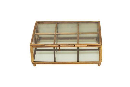 Cajas de joyas Tencin 6 compartimentos
