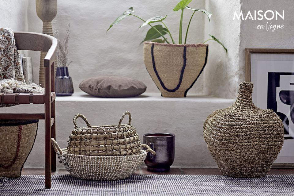 Dos bonitas y prácticas cestas
