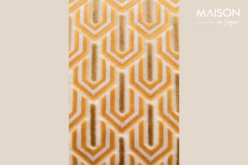 Esta creación altamente tapizada optimizará la comodidad de su sala de estar