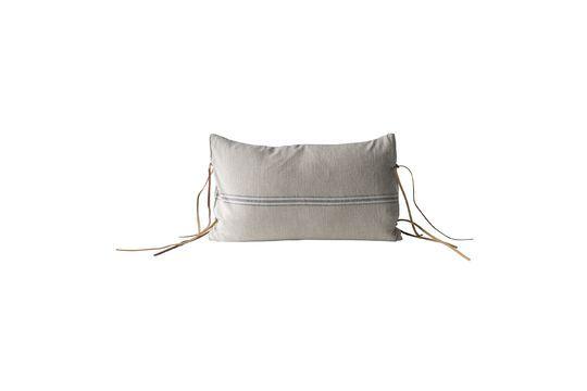 Cojín de algodón ligero Balleroy Clipped