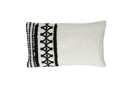Cojín de algodón Marrakech Clipped