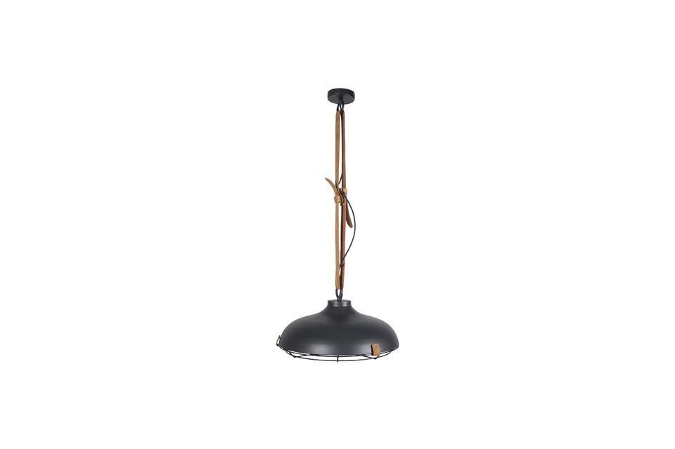 Colgante de lámpara Dek 51 Antracita - 6