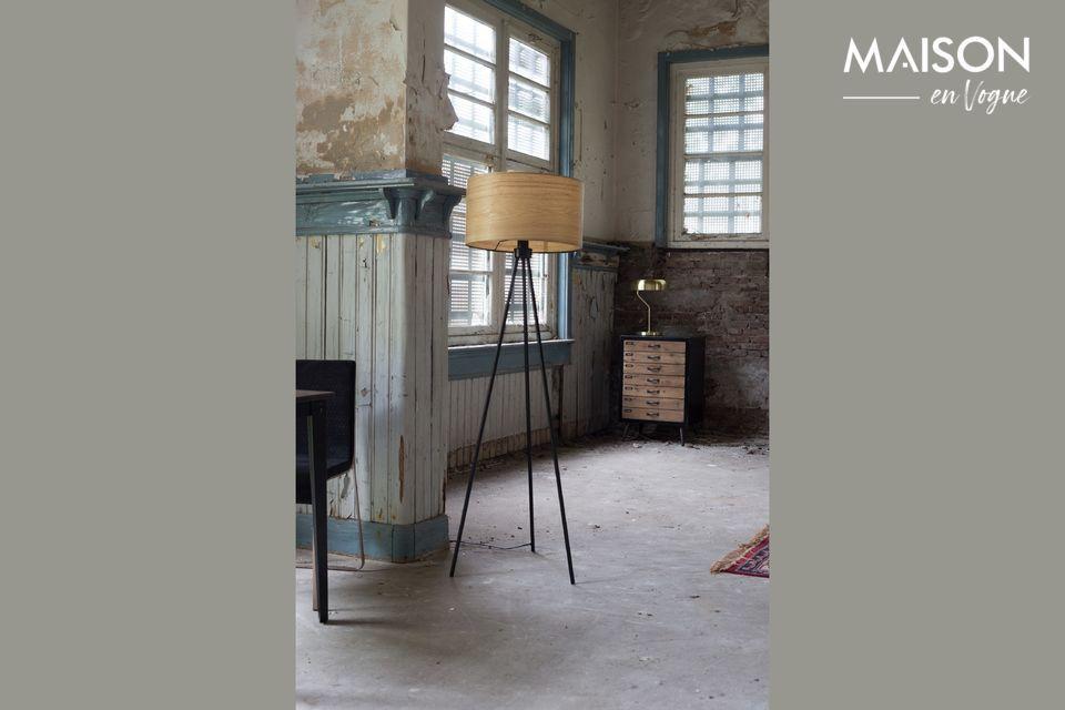 Un mueble en versión contemporánea para un encanto vintage garantizado