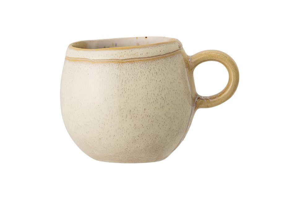 Una taza anticuada para su casa