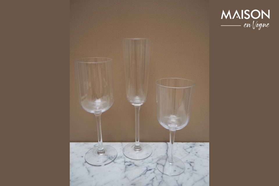 Esta copa de vino tinto Victoria te seducirá si te gusta la simplicidad