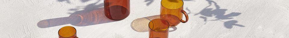 Descriptivo Materiales  Decantador y vaso Lasi