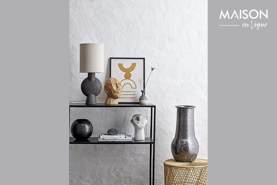 Una decoración moderna, original y llamativa