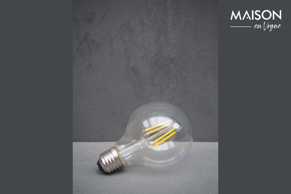 E27 LED Bombilla transparente Chehoma