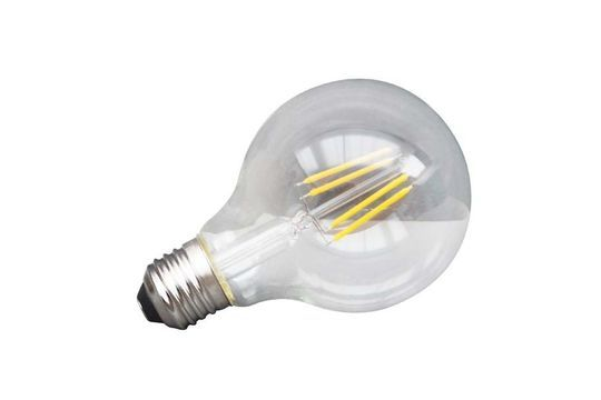 E27 LED Bombilla transparente