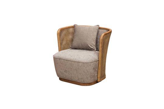 El sillón Gabin y su cojín Clipped