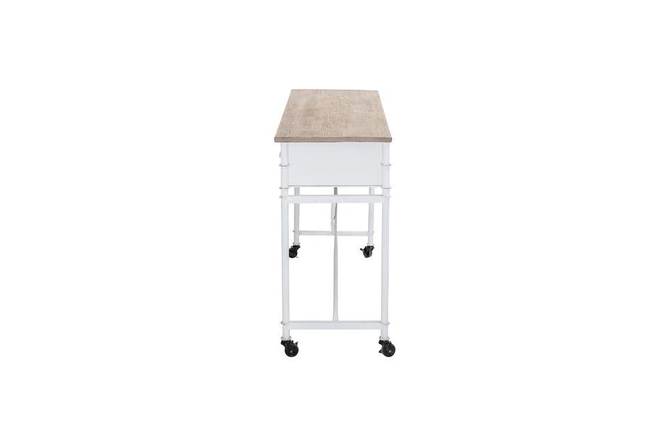 Bloomingville presenta un escritorio multifuncional con un diseño elegante