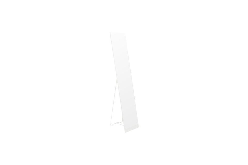 Espejo blanco con pies Venos White Label