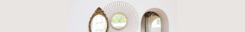 Descriptivo Materiales  Espejo convexo Ormenans