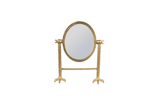 Espejo de latón Falcon
